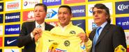 Ignacio Ambriz presentado como nuevo técnico del Club América