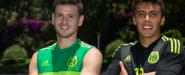 Alex Díaz y Diego Pineda convocados a selección mexicana