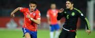 Güémez participa con la Selección Mexicana en Copa América