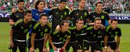 Aguilar y Oribe con la Selección Mexicana