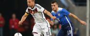 Ventura Alvarado participa en la victoria de E.U. vs Alemania