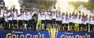 Peralta anota en la final de la Copa Oro