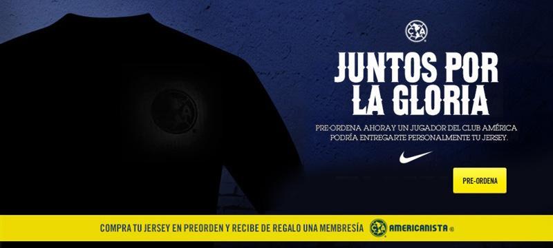 América CF vende su camiseta a los hinchas sin mostrarle el modelo