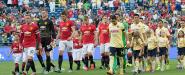Galería América vs Manchester United
