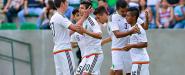 Zúñiga marca doblete con la Selección Sub 22