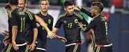 Oribe Peralta marca triplete con Selección Nacional