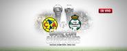 Sígue el campeón de campeones en vivo: América vs Santos