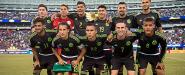 Americanistas en México 1-0 Costa Rica