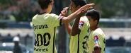Sub 20: Toluca 0-1 América