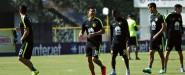 América cierra preparación previo al juego contra Santos