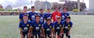América Sub 15 de gira por Argentina