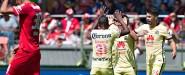 Crónica Toluca 2-3 América jornada 15 Apertura 2015