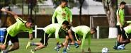 América se reporta listo para enfrentar a Monterrey