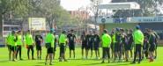 América se prepara para el duelo ante Monterrey