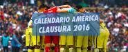 Definido el calendario de la Liga Bancomer Mx Clausura 2016