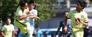 América Sub13 avanza a cuartos de final