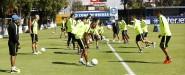 América cierra preparación para su debut en el Clausura 2016