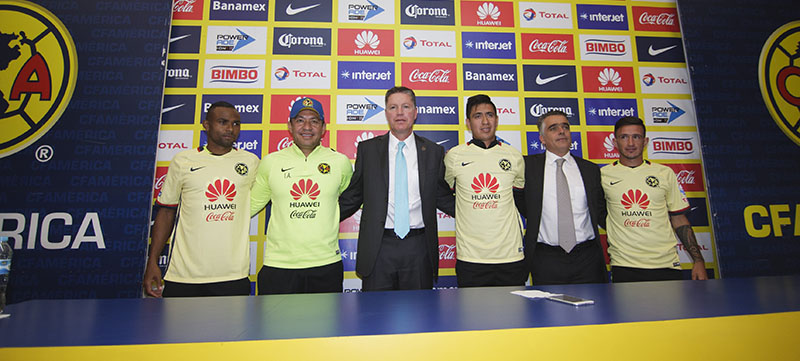 ... refuerzos para el Clausura 2016 - Club América - Sitio Oficial