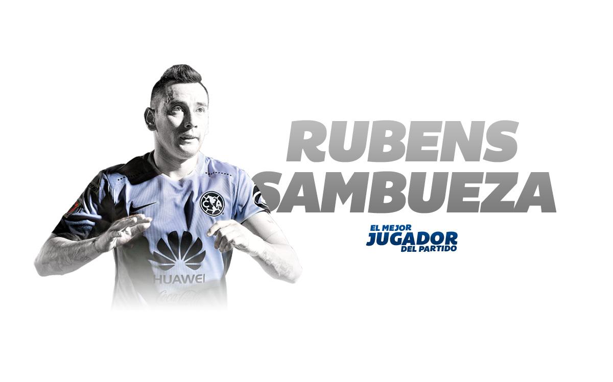 Sambueza mejor vs Veracruz