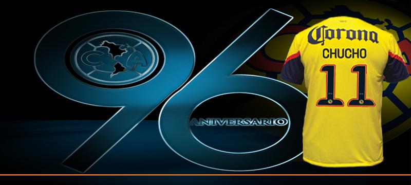 pretty nice f222f edd6b Por el 96 aniversario de las Águilas * Club América - Sitio ...