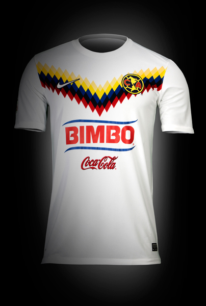 Am rica tendr tercer uniforme club am rica sitio oficial for Cuarto uniforme del america