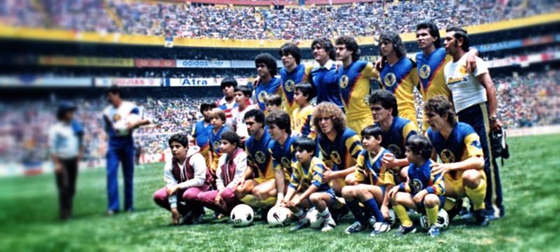 El Clsico Ms Importante Final Del Siglo Amrica 3 1 Chivas 1983 1984