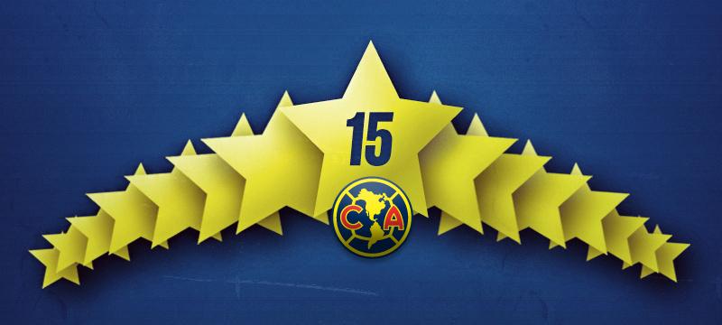 15Campeonatos21 97 años de Americanismo Club América Deportes