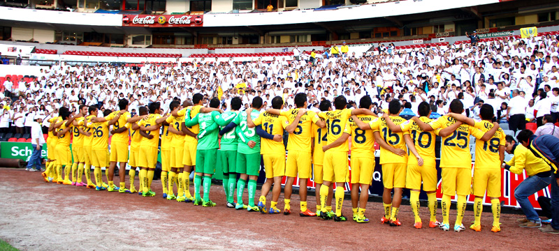 FotoAficionadoNota21 97 años de Americanismo Club América Deportes