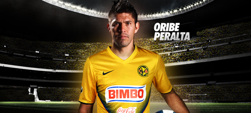655b798509e Oribe Peralta en el Clausura 2014 * Club América - Sitio Oficial