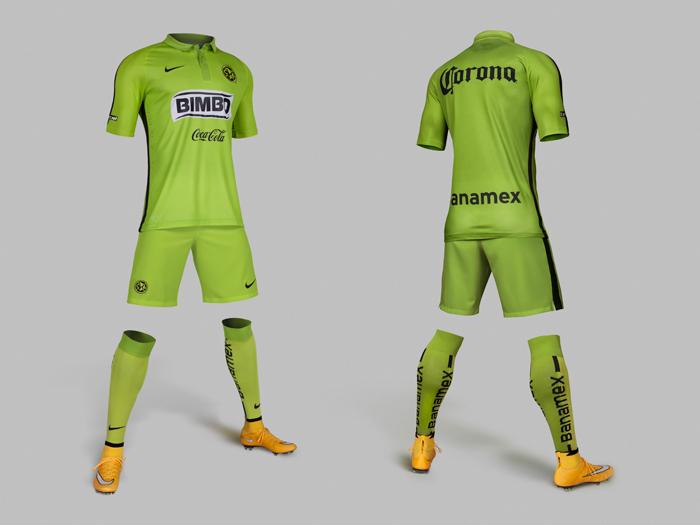 El tercer uniforme am rica 2015 club am rica sitio oficial for Cuarto uniforme del club america