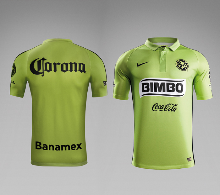 El tercer uniforme am rica 2015 club am rica sitio oficial for Cuarto uniforme del america