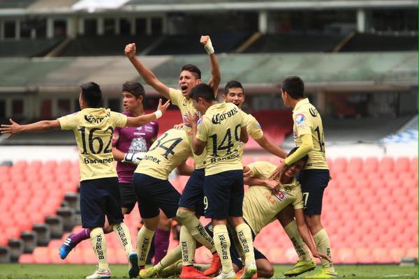 América Campeón Sub17
