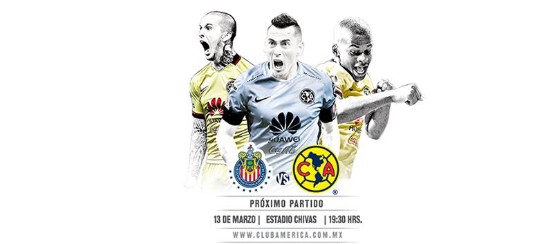 15 Datos América Vs Chivas Club América Sitio Oficial