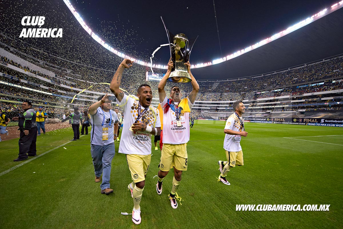 014270416RJR_CCL_AME_CAMPEON_ANDRADE * Club América - Sitio