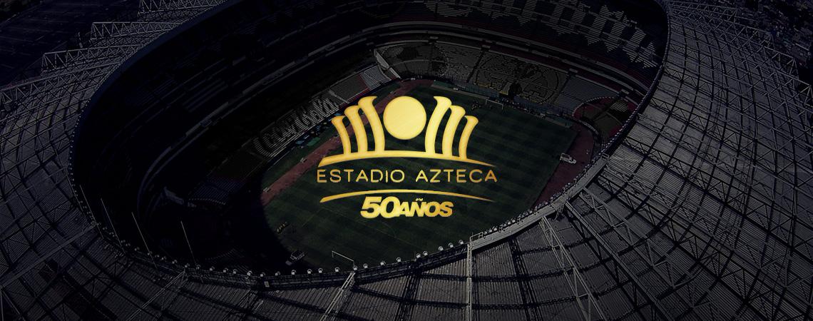 7e4bc7b25c6 50 Grandes momentos del Estadio Azteca   Club América - Sitio Oficial