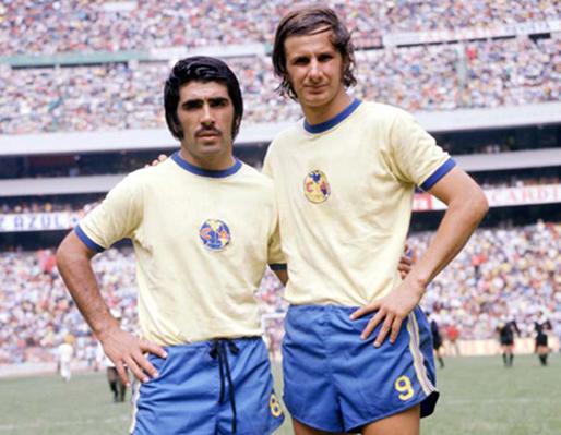 new concept 864c7 ef549 Las playeras más bonitas del Club América a lo largo de su ...