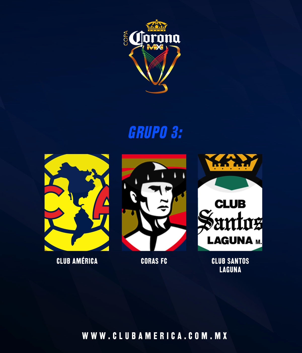 Am 233 Rica En La Copa Mx 2017 Club Am 233 Rica Sitio Oficial
