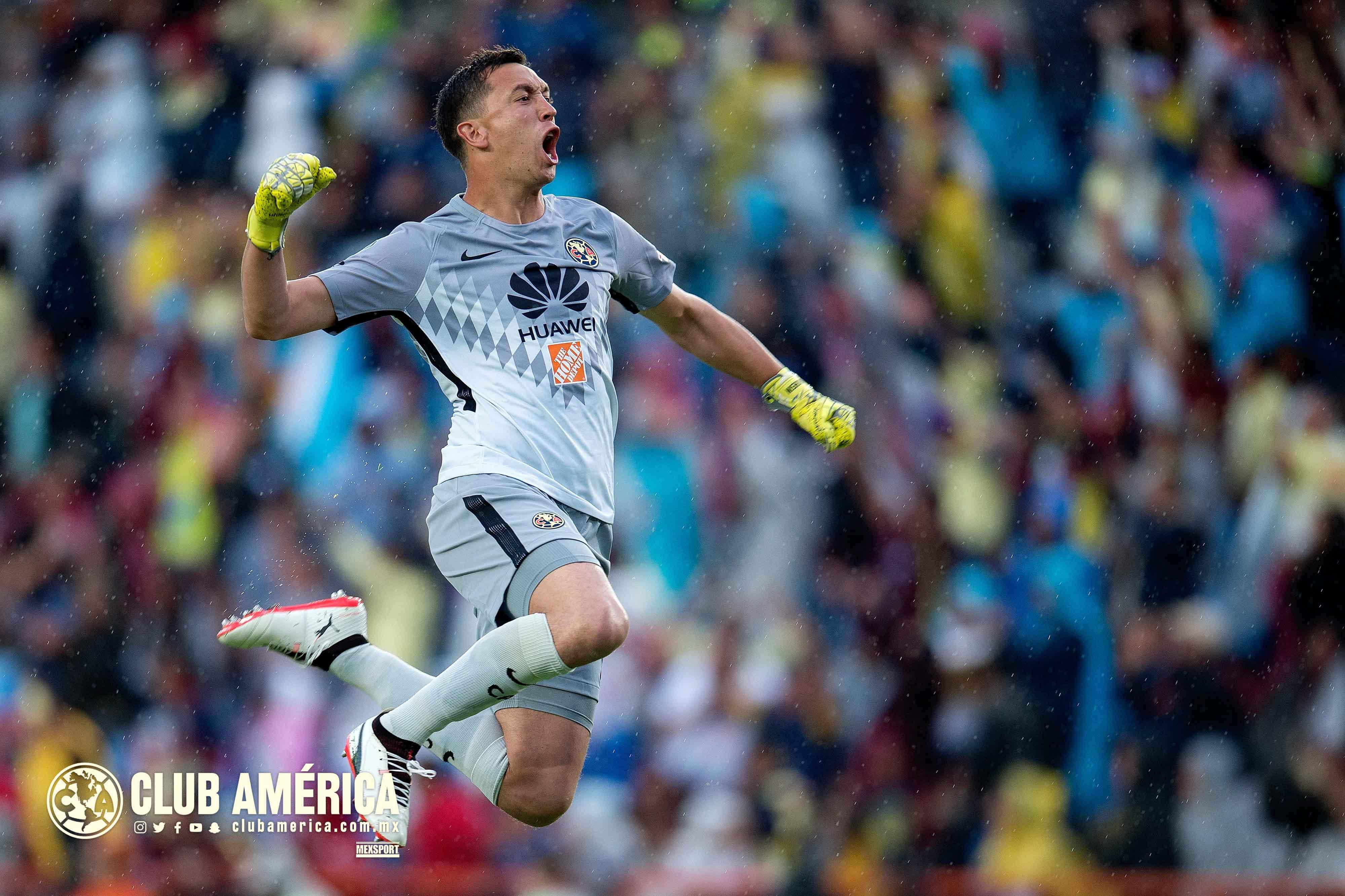 23b2c3f45aa ... partido Pachuca vs America correspondiente a la Jornada 2 de la Liga MX  del Torneo Apertura 2017, desde el Estadio Hidalgo, en la foto: Festejo  Agustin ...