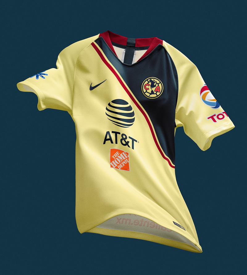the latest 58967 3eb77 Nike futbol presenta: * Club América - Sitio Oficial