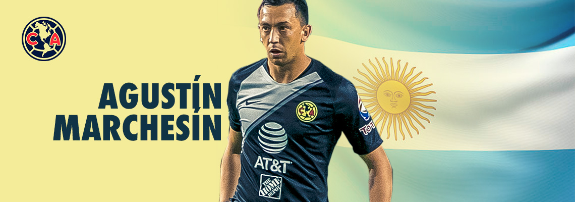 49e8f9087 Agustín Marchesín convocado con la Selección Argentina   Club América -  Sitio Oficial