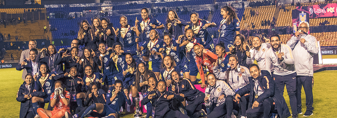Calendario Club América Femenil | Clausura 2019 * Club ...