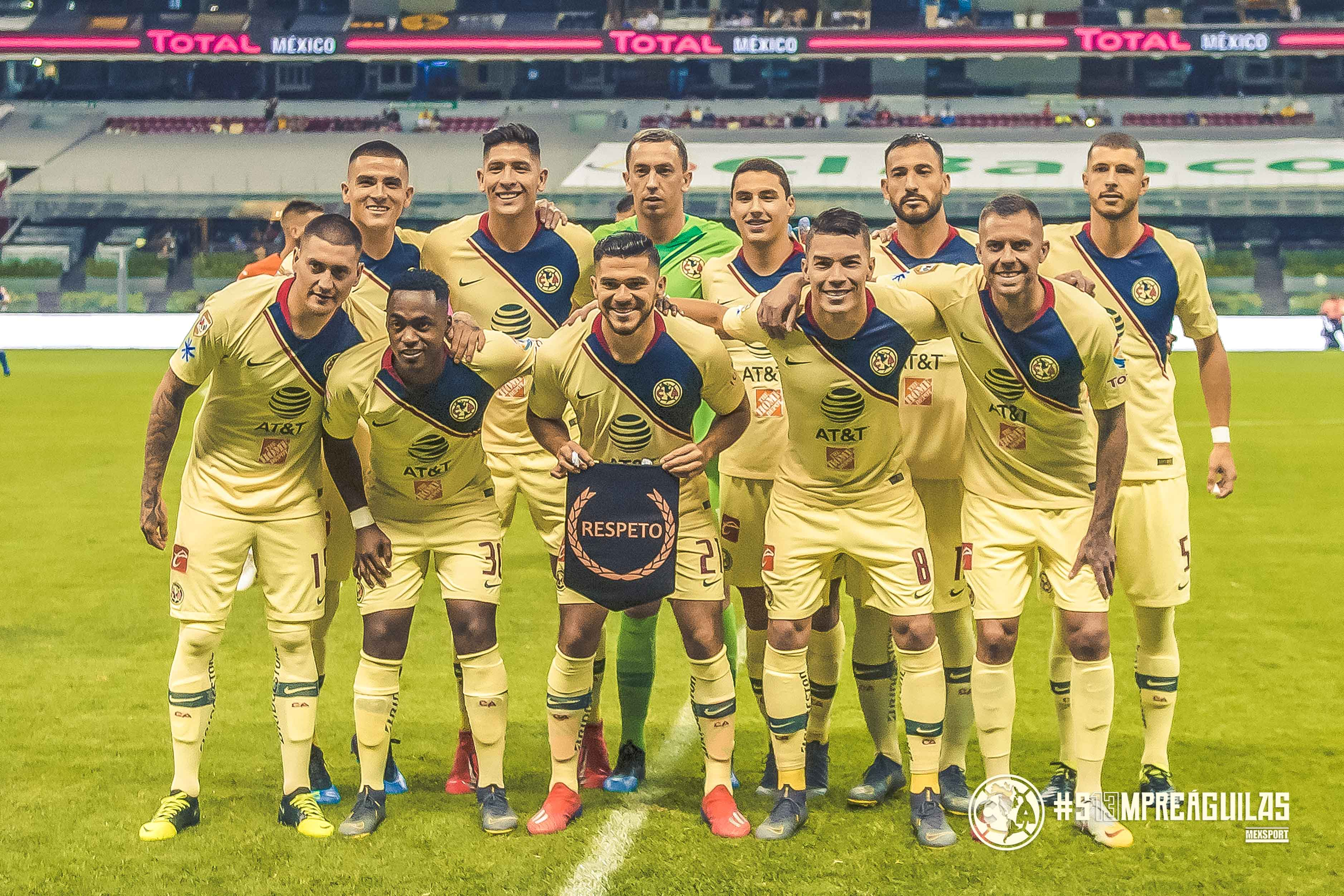 b221c9a8c Club América - Sitio Oficial