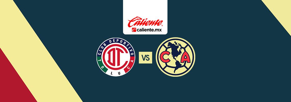 cc62ffe259753 Cara a Cara  Toluca vs América